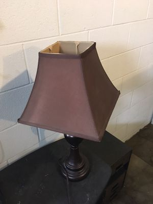 Table lamp for Sale in Columbus, OH