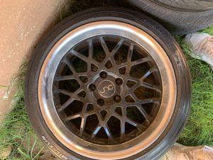 Jnc wheels for Sale in Inglewood, CA