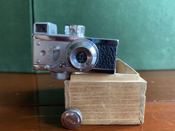 Camera STEKY 16 mm film