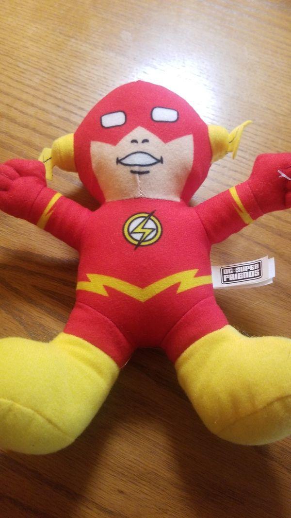 Flash plush