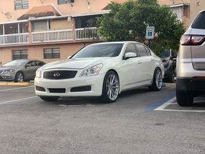 Infiniti g35 2008 177k for Sale in Medley, FL