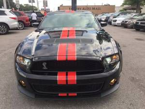 FORD SHELBY GT500 2011 SUPERCHARGER $6998 DOWN*$587 MONTH W/INS INCLD - $28888 (7414 N Florida Ave. Tampa, FL PLEASE ask for Toris luxury auto mall for Sale in Tampa, FL