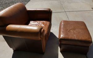SOFA CHAIR AND OTTOMAN SET for Sale in Phoenix, AZ