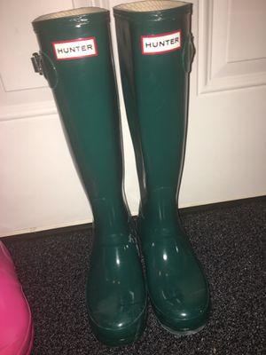 Hunter boots for Sale in Everett, WA