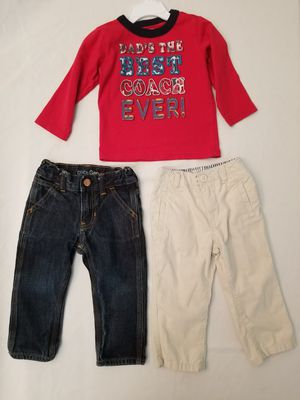 *****BOY CLOTHES SIZE 18-24M***** for Sale in Fresno, CA