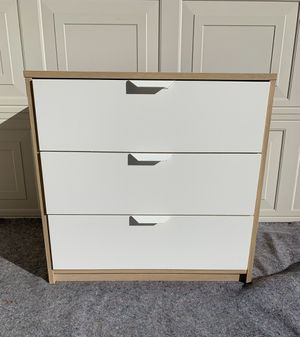 "3-Drawers Askvoll Dresser ( Width: 27 1/2 "" Depth: 16 1/8 "" Height: 27 1/8 "" Drawer width (inside): for Sale in Monterey Park, CA"