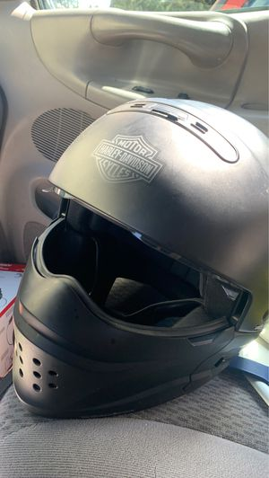 Harley Davidson motorcycle helmet for Sale in Mission Viejo, CA