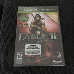Xbox 360 Fable 2 for Sale in Tacoma,  WA