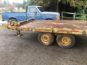 Trailer for Sale in Scappoose, OR