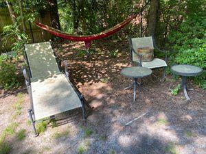 Outdoor set for Sale in Douglasville, GA