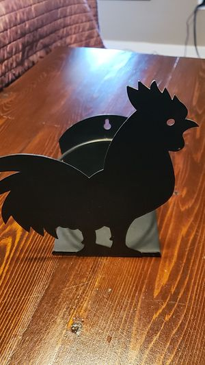 Rooster plant holder for Sale in Glenshaw, PA