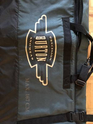 Vintage Burton Snowboard Bag <Never used > for Sale in New York, NY