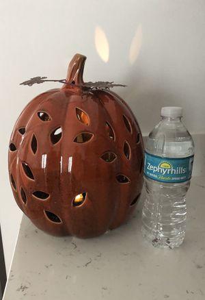 Autumn 🍂XLarge, Light up Pumpkin for Sale in West Palm Beach, FL