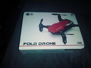 THE SUPER LF606..FOLD DRONE..PACKAGED WITH EVERY AVAILABLE OPTION for Sale in Delair, NJ