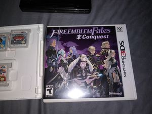 Nintendo 3Ds with games. for Sale in Houston, TX