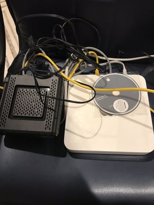 Cable modem and wireless router for Sale in Arlington, VA