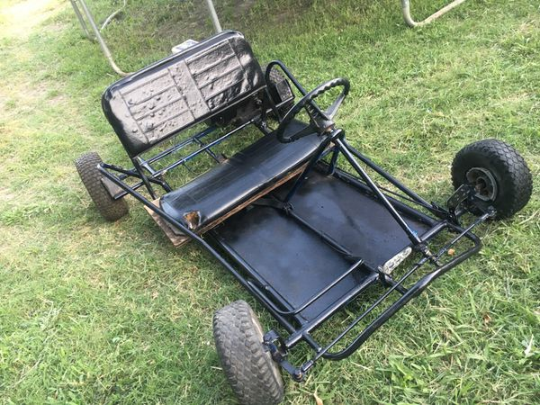 (Good running) 2 seater Briggs and Stratton Go kart