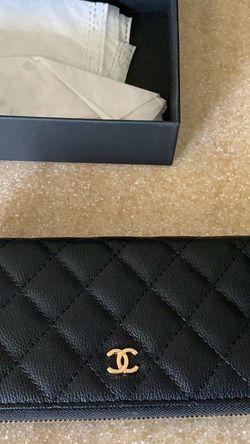 Vip Black Chanel Wallet for Sale in Las Vegas,  NV