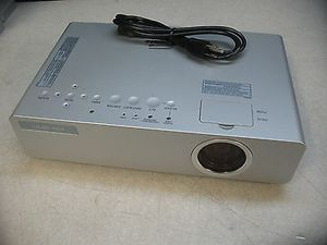 Panasonic 3200 lumens movie tv a6000 projector for Sale in US