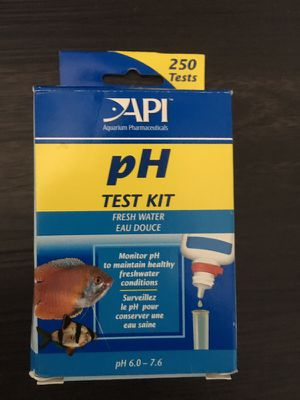 PH test kit for Sale in Rockville, MD