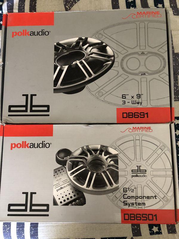 Polk Audio DB Series Speakers