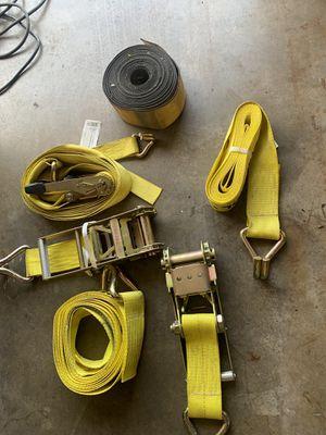 Heavy duty straps for Sale in Santa Maria, CA