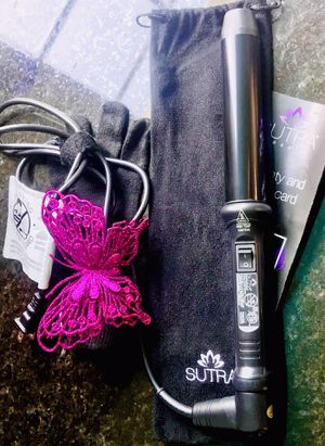 SUTRA Beauty 🌺 1.75 in./ 32 mm. Curling Wand 🖤 BRAND NEW! 🦋 OBO, make me an offer!!! for Sale in Nolensville, TN