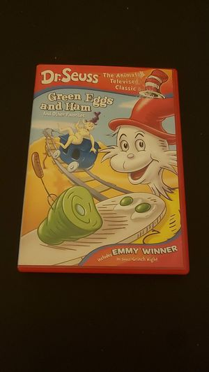 Green Eggs and Ham DVD movie for Sale in Phoenix, AZ