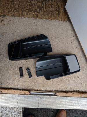 Trailer towing mirror extension for 2007 F-150 for Sale in New Hartford, CT