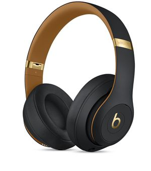 Dr Dre Beats Studio 3.0 Wireless Headsets Skyline Collection Midnight Black for Sale in Livonia, MI