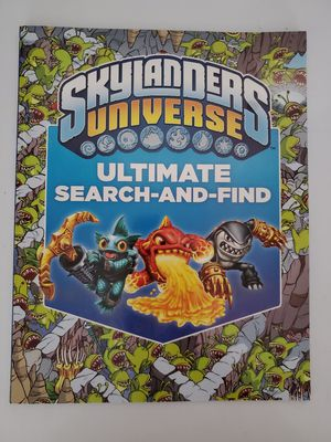 Kids Book- Skylanders Ultimate Search and Find for Sale in Vancouver, WA