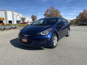 2016 Hyundai Elantra for Sale in Temecula, CA