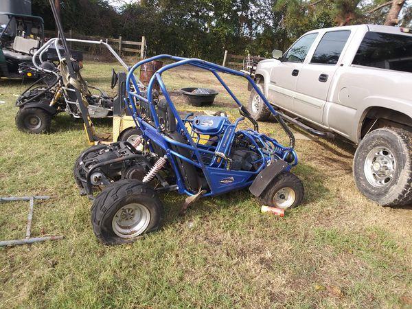 2 seater gokart engine needs minor work
