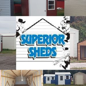SUPERIOR SHEDS SUPERSTORE for Sale in Tampa, FL