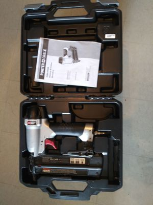Porter Cable nail air gun for Sale in Houston, TX