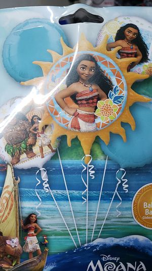 Moana balloon for Sale in Bedford, TX