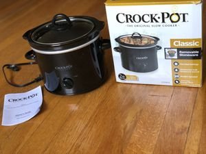 Crock Pot, 2 Quart, brand new for Sale in Queens, NY