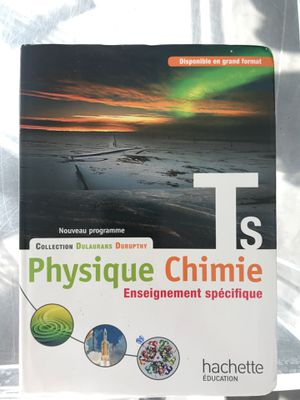 Physique Chimie - collection Dulaurans Durupthy for Sale in Beverly Hills, CA
