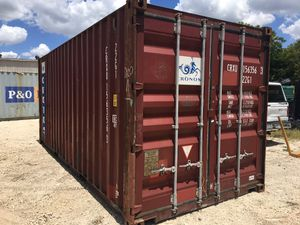 Shipping Storage Container 20ft also available 40' rent to own available for Sale in San Antonio, TX