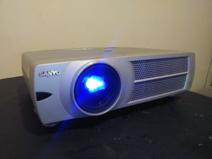 Urgent! Projector to enjoy movie and game in big screen. Slide the picture to proof. for Sale in Hyattsville, MD