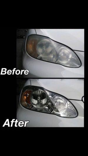 2006 Toyota Corolla headlights for Sale in Ontario, CA