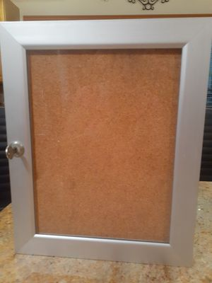 Frame for licenses or business permit, bill collection, with lock. for Sale in Miami, FL
