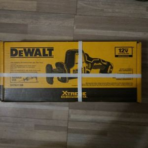 Dewalt 12v Max BRUSHLESS ONE HANDED RECIPROCATING SAW Brand New for Sale in Phoenix, AZ
