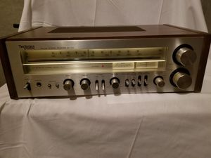Vintage technique SA 400 AMF IAM stereo receiver for Sale in Kennesaw, GA