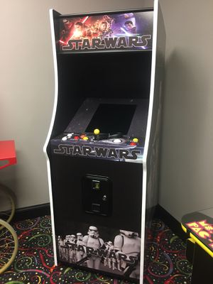 Star Wars themed Arcade for Sale in Winter Park, FL