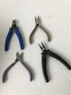 Lot of 4 jewelry making tools for Sale in Eau Claire, WI