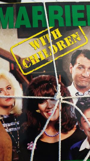 DVDS MARRIED WITH CHILDREN SERIES for Sale in Chantilly, VA