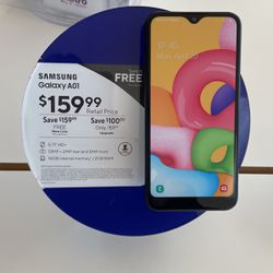 Samsung A01 for Sale in Colorado Springs,  CO