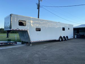 2016 forest river 42ft eliminator enclosed race trailer for Sale in Combine, TX