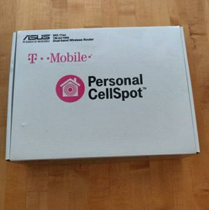 ASUS Duel-Band Wireless Router for Sale in Cary, NC